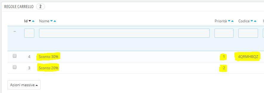 Come applicare uno sconto su un prodotto già scontato in PrestaShop senza cumularlo